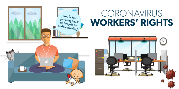 Coronavirus: A Guide to California Workers' Rights